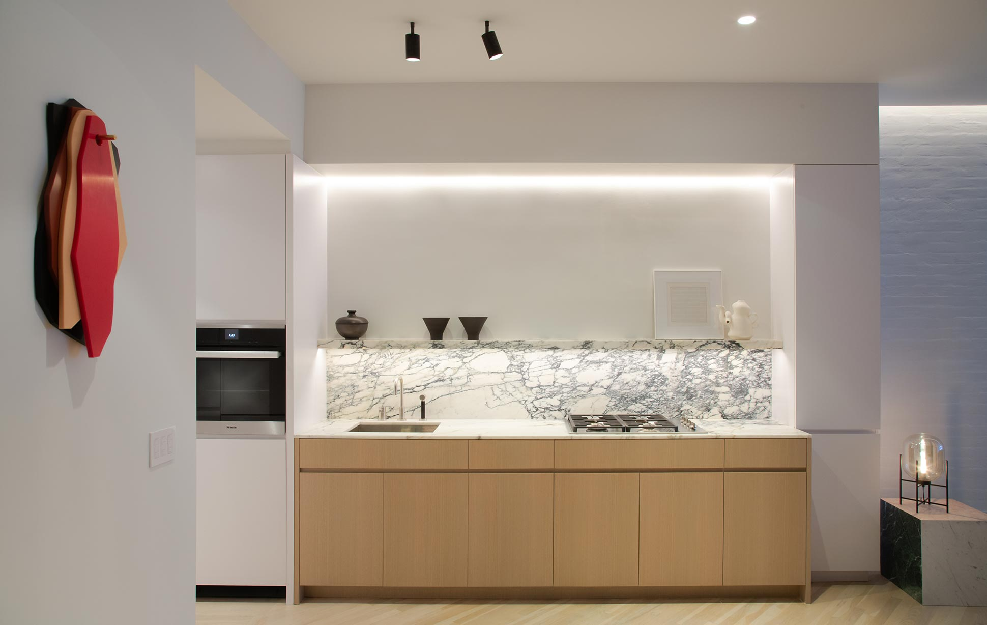Lighting Design for Nineteenth ST New York NY