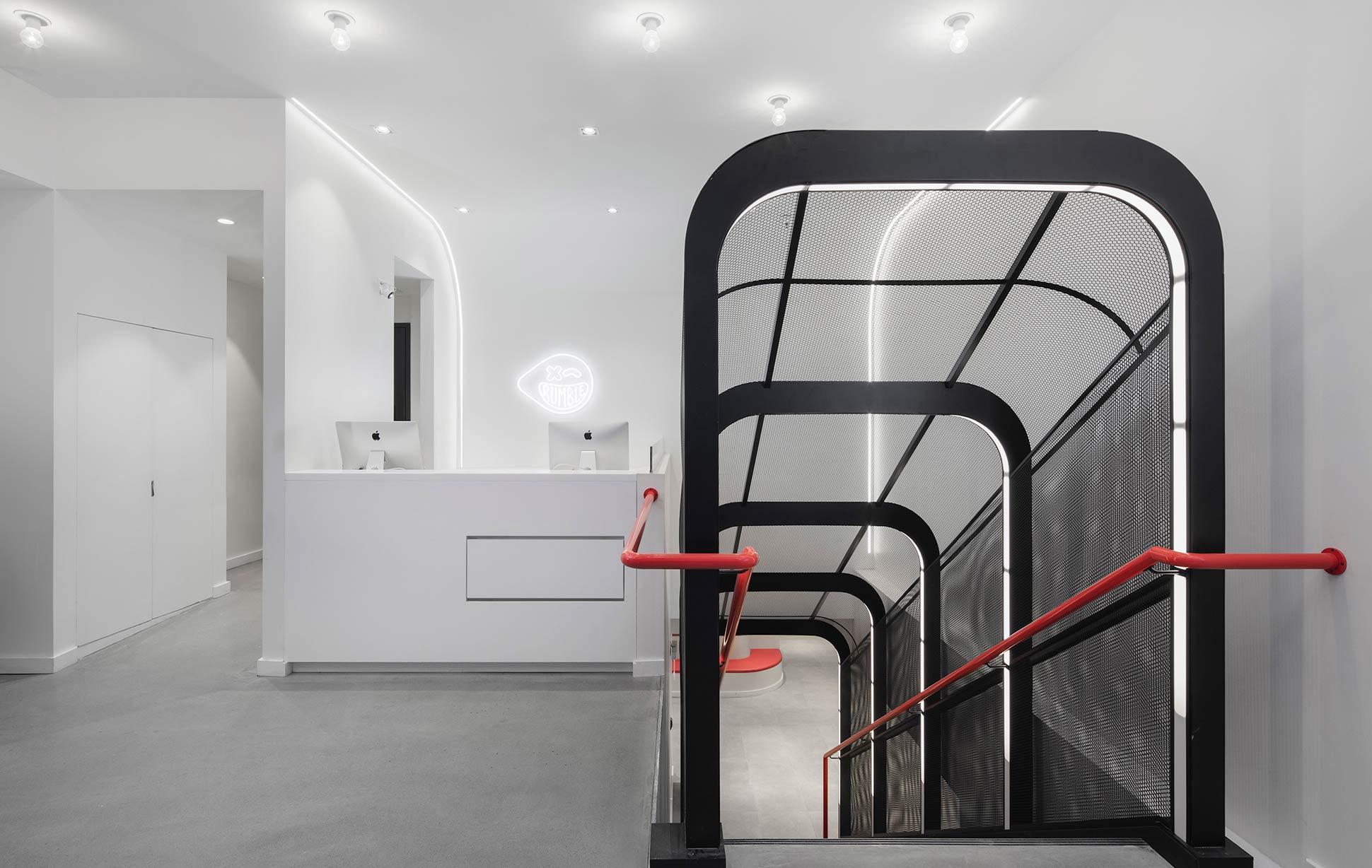 Lighting Design for Rumble Chelsea in New York NY
